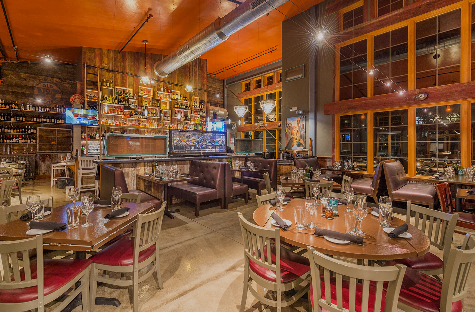 Silverthorne Italian Restaurant - Sauce on the Blue